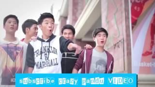 Main tera boyfriend song Rabbta Korean video