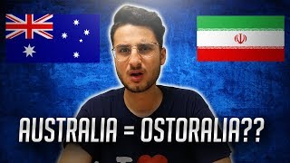 How PERSIANS Pronounce Country Names of the World! (Pt 2)