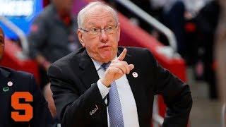 Jim Boeheim On Player Compensation In College Basketball