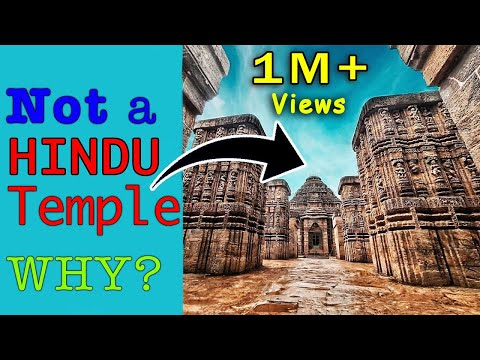Xxx Mp4 Konark Sun Temple Is NOT A Hindu Temple 3gp Sex