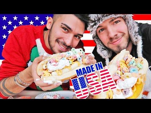 watch MADE IN USA CHALLENGE 🇺🇸 | Matt & Bise
