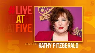 Broadway.com #LiveatFive with Kathy Fitzgerald of CHARLIE AND THE CHOCOLATE FACTORY