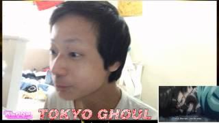 Tokyo Ghoul Episode 8 LIVE REACTION