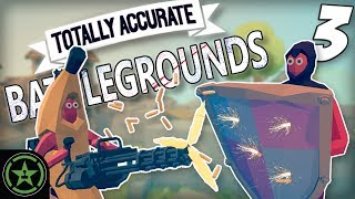 We Snipe Ourselves - Totally Accurate Battlegrounds (#3) | Let