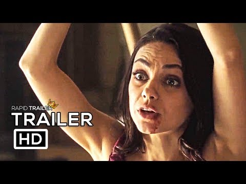 THE SPY WHO DUMPED ME Official Trailer 2018 Mila Kunis Kate McKinnon Comedy Movie HD