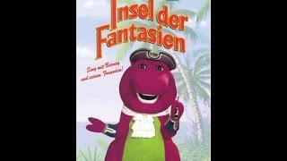 Barney's Insel der Fantasien [Imagination Island (German)]