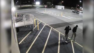 Suspects in robbery at Walmart in Hazel Green, AL