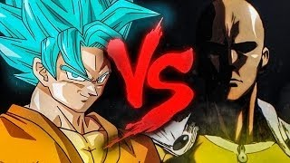 Zuando Youtubers #11- Goku VS. Saitama (Duelo de Titãs)