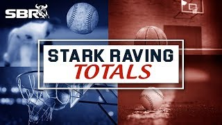 Stark Raving Totals | Sunday Odds Review & Free Picks with Charles Stark