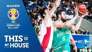 Australia v Iran - Full Game - FIBA Basketball World Cup 2019 - Asian Qualifiers