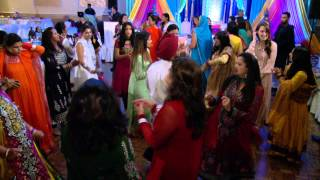 Indian Mehndi Dance @ Sagan Convention Centre & Banquet Hall Mississauga Videography Photography