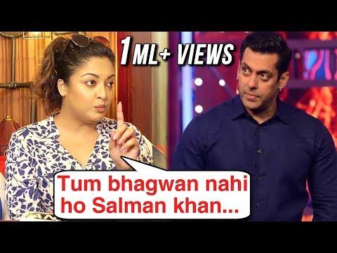 Xxx Mp4 Tanushree Dutta SLAMS Salman Khan Says Salman Is Not GOD 3gp Sex