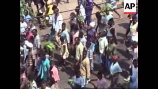 Liberia - Massacre