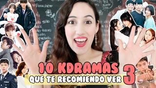 10 Dramas Coreanos que debes ver Parte 3 | Hablemos de Doramas