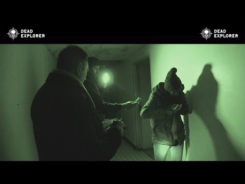 Ghost Hunting Video Captures Scary Experience! Dead Explorer