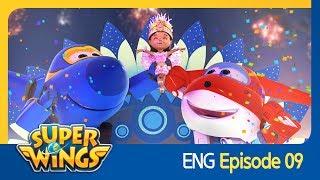 [Super Wings] EP 09 - Samba Spectacular(ENG)