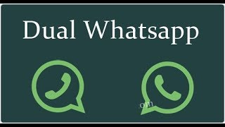 How To Use Multiple WhatsApp Accounts On Android Mobile | Just IT Tricks