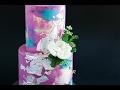 Download Lagu Scraped Watercolour Cake Tutorial- Rosie's Dessert Spot