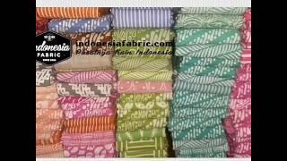Handstamped Indonesian Batik: Batik Garut Garutan New Collection 2017