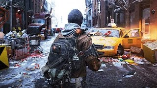 THE DIVISION - PC Gameplay Trailer