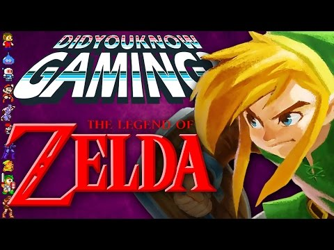 Zelda A Link Between Worlds Did You Know Gaming Feat. Remix of WeeklyTubeShow