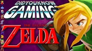 Zelda A Link Between Worlds - Did You Know Gaming? Feat. Remix of WeeklyTubeShow