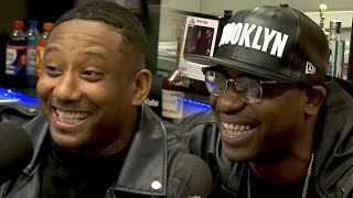 Maino and Uncle Murd Interview at The Breakfast Club Power 105.1 (03/24/2016)