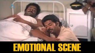 Mammootty and Mohanlal Emotional Scene ||  Karimpinpoovinakkare