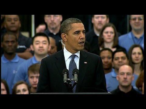 Barack Obama se déclare favorable au mariage homosexuel