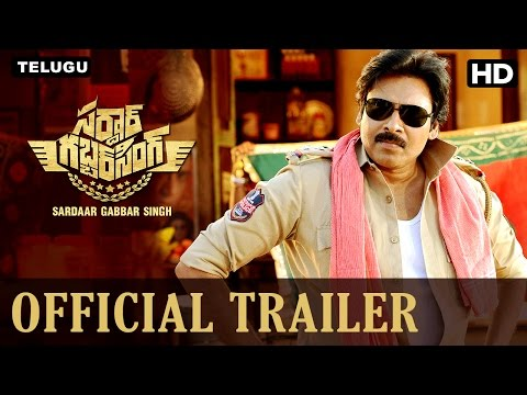 Xxx Mp4 Sardaar Gabbar Singh Official Telugu Trailer Pawan Kalyan Kajal Aggarwal K S Ravindra 3gp Sex