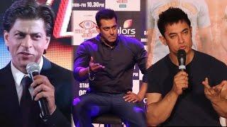 3 Khan's Together | Salman khan | Aamir khan | Shahrukh khan