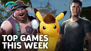 New Releases - Top Games Out This Week -- March 18-24 (2018)