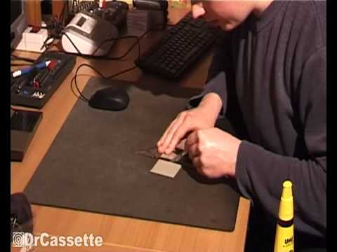 How to build an LCD screen hood