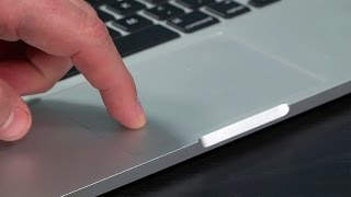 Testing the New Apple Force Touch Trackpad