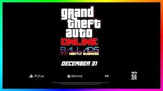 THE END OF GTA ONLINE UPDATES & NEW GTA 5 DLC QNA - FREE CARS, NEW VEHICLE CLASS, NIGHTCLUBS & MORE!