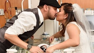 Parents Get Married In NICU To Include Preemie Baby In Ceremony