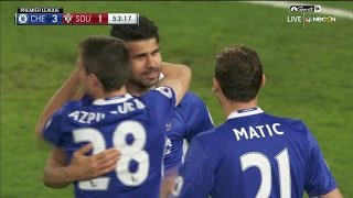 Diego Costa extends Chelsea