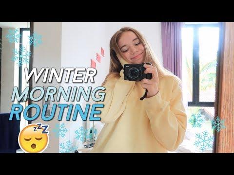 Xxx Mp4 My Morning Routine 2017 Winter Break 3gp Sex