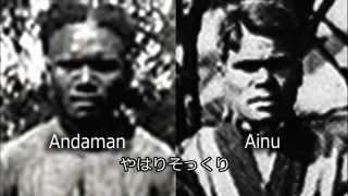 The Origin of Japanese & Ainu People (Y-DNA D)