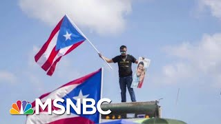The People Of Puerto Rico Are Not A Mess. The Government Of Puerto Rico Is A Mess | Deadline | MSNBC