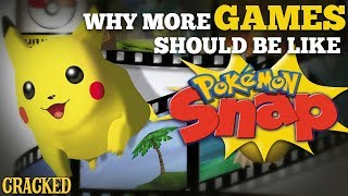 Why More Games Should Be Like Pokemon Snap