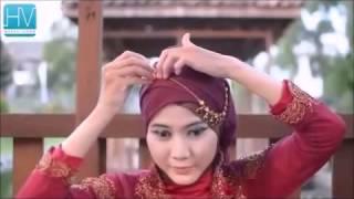 Tutorial Hijab Modern Paris Pengantin Tutorial, Pesta, Wisuda dan Walimah by Didowardah Part #27