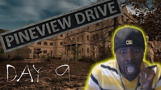 Pineview Drive Gameplay Walkthrough DAY 9 Linda Is In The TV!!! ( HORROR GAME )