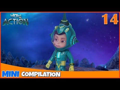 Xxx Mp4 Vir The Robot Boy Mini Series Compilation 14 3D Cartoon For Kids WowKidz Action 3gp Sex