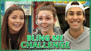Bling Me Challenge!| Do It For The Dough w/ Tessa Brooks and Tristan Tales