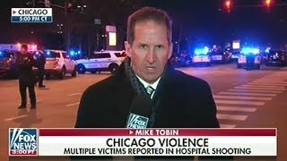 Hospital Shooting In Chicago Leaves At Least 2 Dead And 7 Wounded!