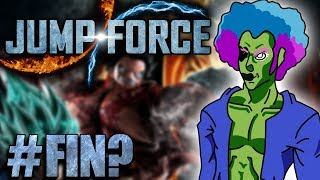 JUMP FORCE FINALE?? - TFS Gaming
