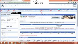 How to Book Confirm Tatkal Ticket Within Seconds on IRCTC in 2016