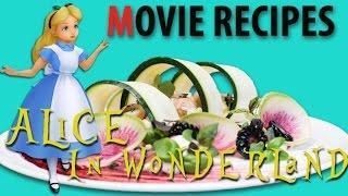 Movie Recipes - Alice In Wonderland