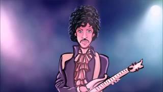 Prince Animation Tribute (Purple Rain)